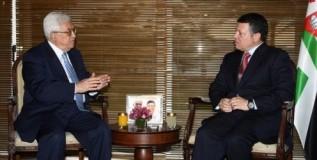News Analysis: King Abdullah Visits West Bank