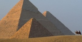 News Analysis: New Age 'Attack' on Pyramids