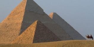 News Analysis: New Age 'Attack' on Pyramids