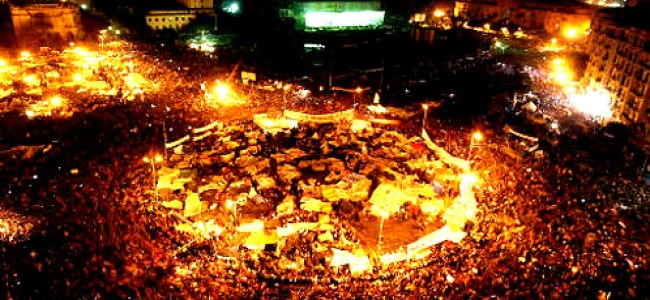 25 Days: The Countdown to the Anniversary of Egypt's Uprising Has Begun…