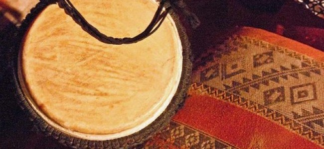 Full Moon Drumming in the Desert: Not to be Missed
