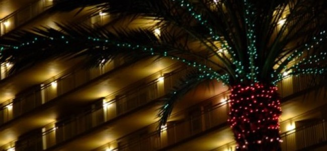 Christmas in Saudi Arabia: Quietly Festive