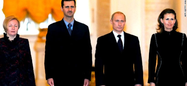 The Signs Are Ominous for Assad: Even Russia is Wobbling Now