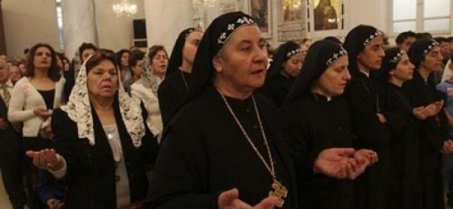 What Happens If Syrian's Christians Leave?