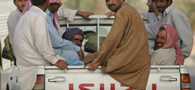 Foreign Workers Feel The Heat in Saudi Arabia