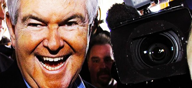Gingrich Electioneering Puts US troops At Risk