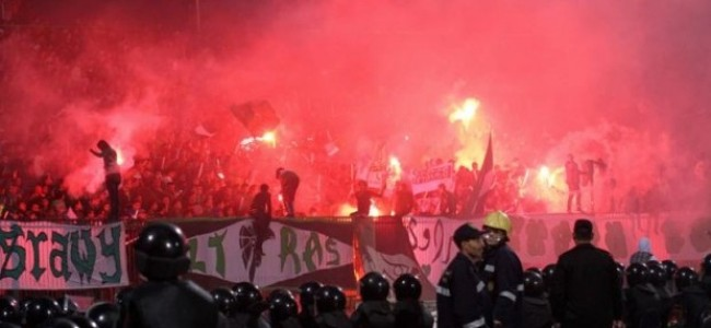 Football Fans Unite To Resist Egyptian Crackdown