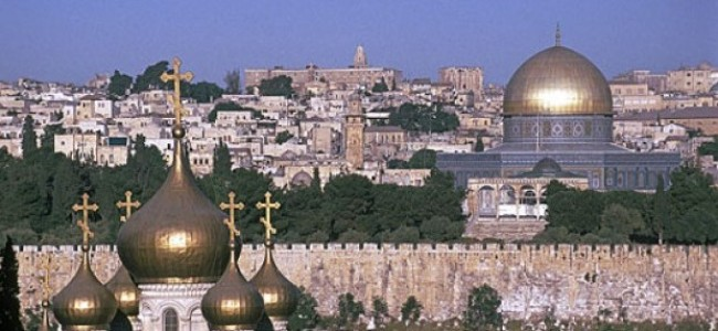 New Approach to Holy Land Tours 'Opens Minds'
