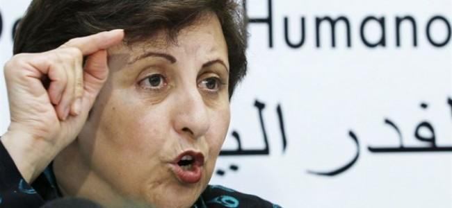 "Arab Spring: ""Learn From Iran"", Says Ebadi"
