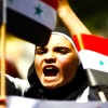 Non-Violent Protest 'The Way Forward' for Syria