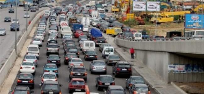 Why Do Lebanese Police Hate Traffic Lights?