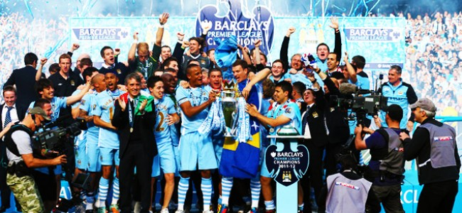 Man City Success Provides a Diversionary Blueprint