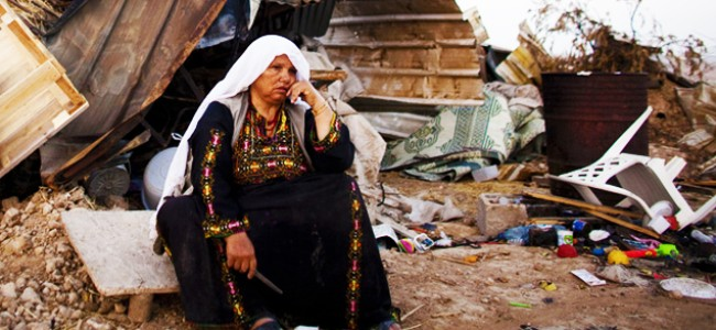Israel's Plan to Dispossess the Negev Bedouin