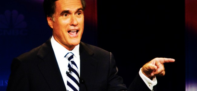 Romney's Middle East: So, Who is the Enemy, Mitt?