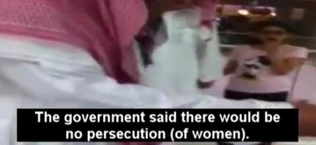 Confrontation in a Riyadh Mall: Nail Polish v 'Virtue'