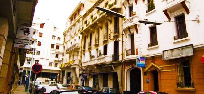 The Destruction of Casablanca By Construction
