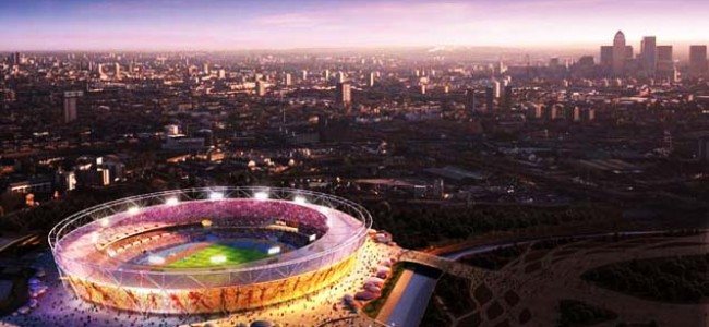 """Walnut Whipped: A Londoner's Olympic """"Fever"""""""