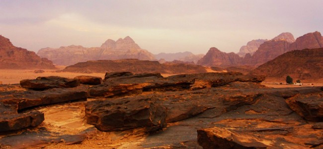 Wadi Rum Luxury: Think Different