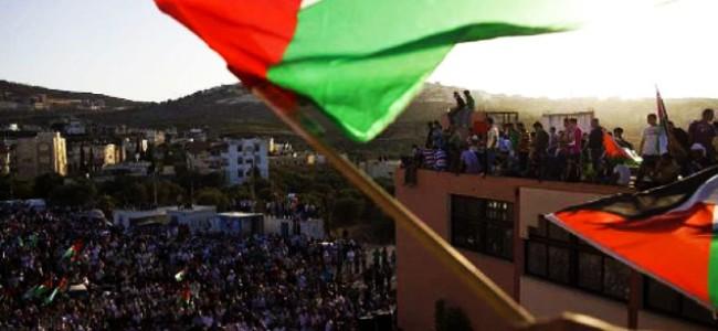 Arab Israeli National Service Volunteers on the Rise