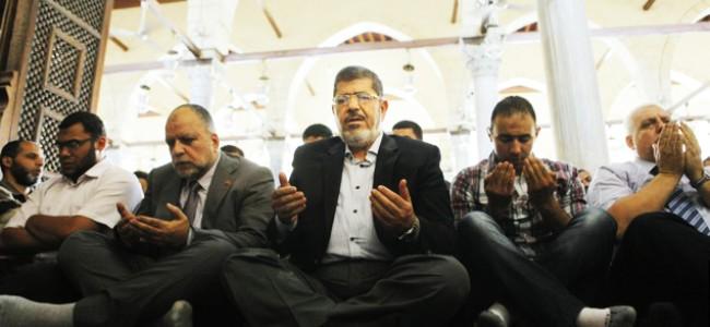 Morsi's Missions: Overcoming SCAF, Gulf's Brotherhood Hostility