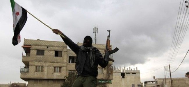 Ten Good Reasons NOT To Arm Syrian Rebels