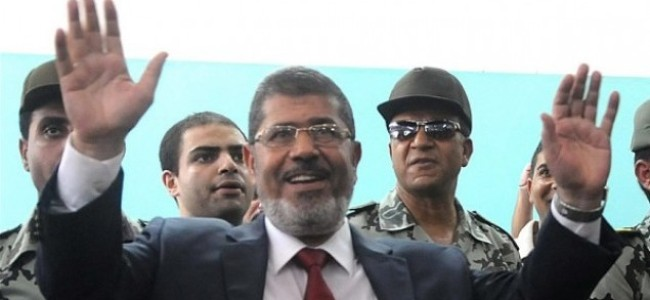 President Morsi: Some Encouraging First Steps