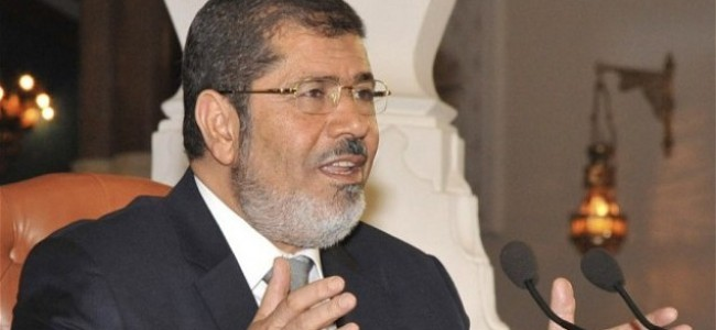 Morsi's To Do List: Egypt's 'Top Five' Priorities