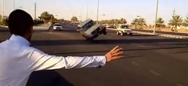 Death Sentences for 'Stunt Driving': Saudis Get Tough