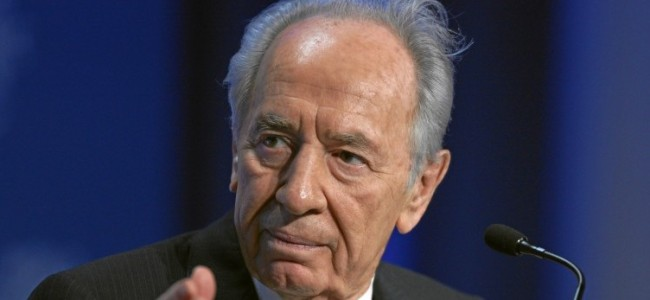 'Diplomatic Ruin', 'International Isolation': Peres Has Enough