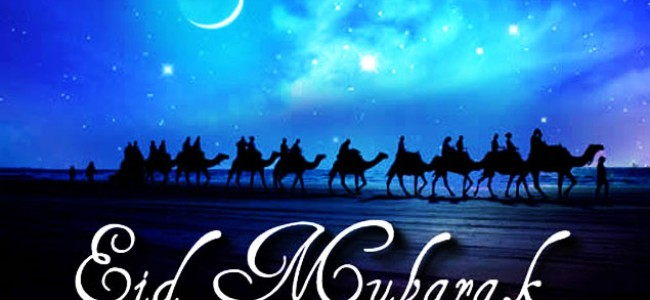 Eid Mubarak to You from MidEastPosts.com