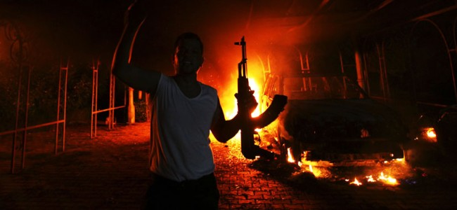 Benghazi Attack: Romney Gets It Badly Wrong