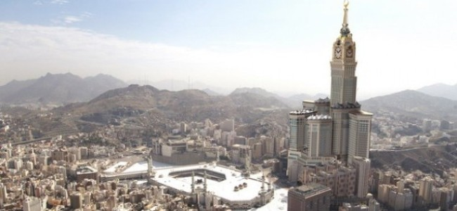'Occupy Mecca': Time is Running Out To Save City