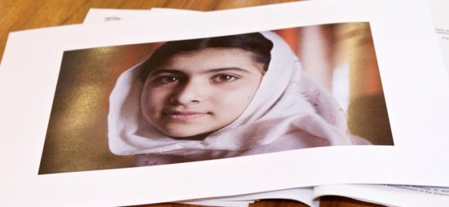 Nobel Prize for Hina & Malala: Let's Get Behind Campaign