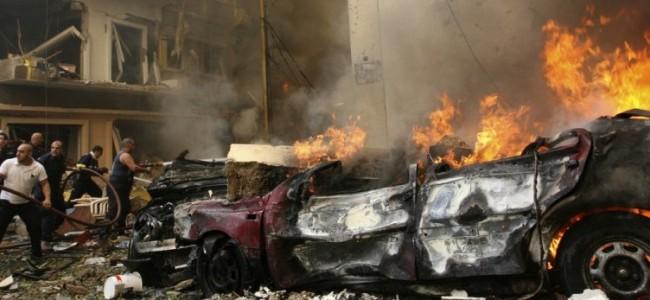 Beirut Bomb: 'Mainstream Media' Becomes Social Media