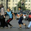 Men Step Up To Combat Egyptian Female Harassment