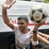 Palestinian Footballer Relives Horror of Detention