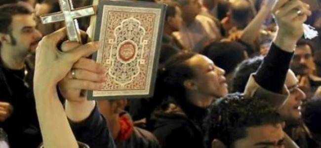 """Religion for God, Egypt for All"": Interfaith Success"