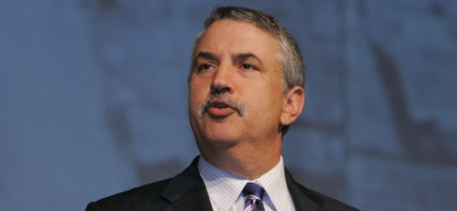 Thomas Friedman: PR Guy for the Israeli Government?