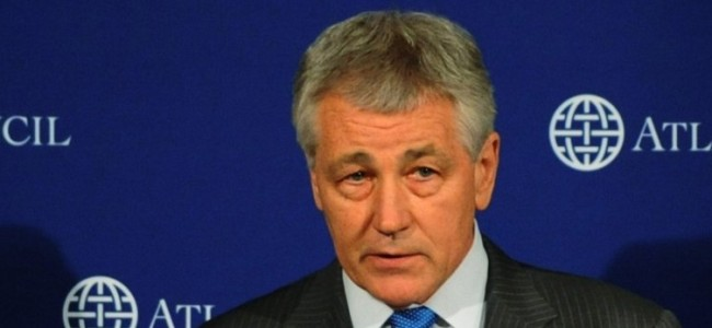 If Hagel Is Obama's Choice 'Let Battle Commence'