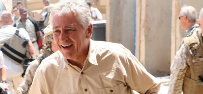 He's Obama's Man But Will AIPAC Take On Hagel?