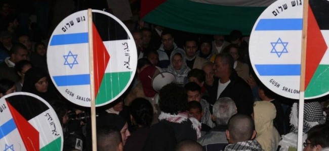 An 'Israeli Spring' for Palestine? The Call Is Out