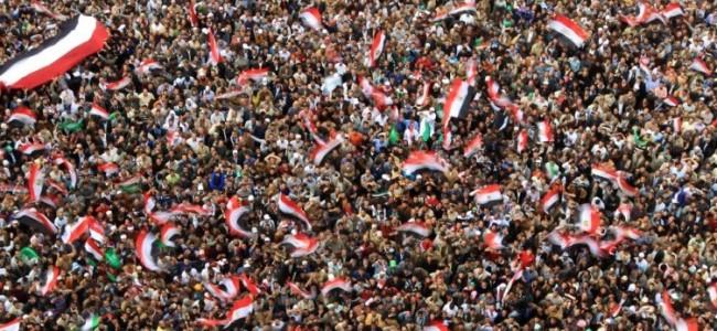 'Be Optimistic for Egypt': The Glass Is Half-Full