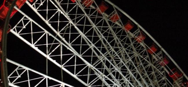 Ferris Wheel Furore: Problem With Dubai's 'New Shiny'