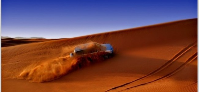 'Sand In Your Pants': It's Time for Desert Fun
