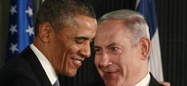 72 Hours With Obama: He's Israel's BFF