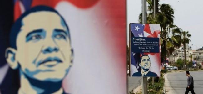 Obama The Tourist: Little Hope Among Palestinians