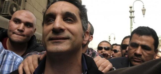 Kafka Visits Cairo: Bassem Youssef's Interrogation