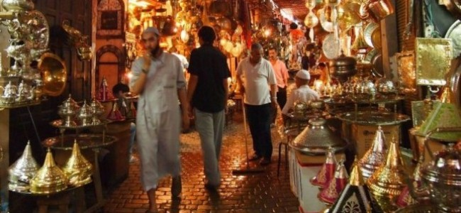 The Inter-Connected Magic of the Medina Souk