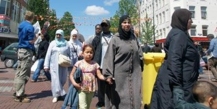 Islamophobia is 'Competition Racism': A Clear Road to Fascism