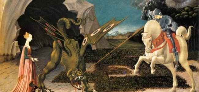 True Multi-Cultural Hero: The Surprise That Is St George